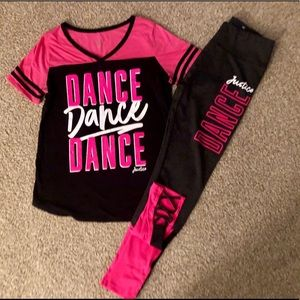 💗Justice Dance Outfit💗